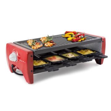 Beper BT.750Y Raclette Grill pentru 8 persoane