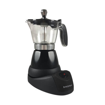 Beper BC.040N Cafetiera electrica