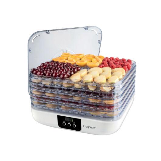 Beper 90.507 Deshidrator alimente cu control digital