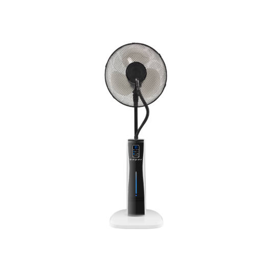 Beper VE.510 Ventilator cu pulverizator si cu ecran tactil