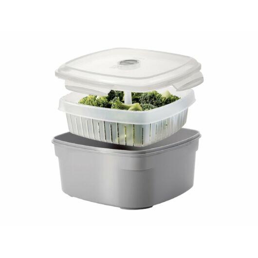 Beper PE.385 Vas de gatit cu aburi pentru cuptorul cu microunde